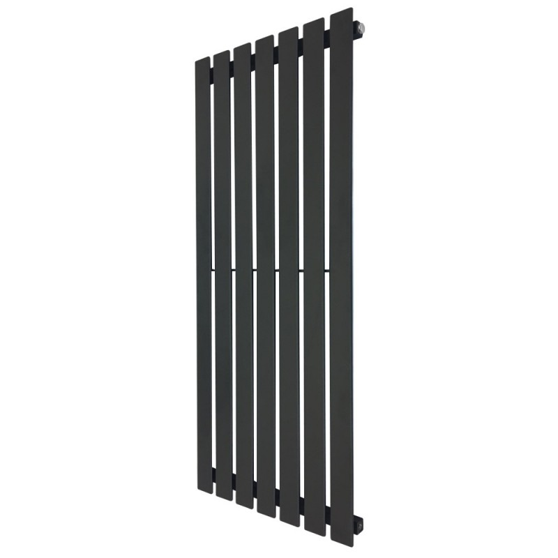 King Black Designer Radiator - 516 x 1250mm