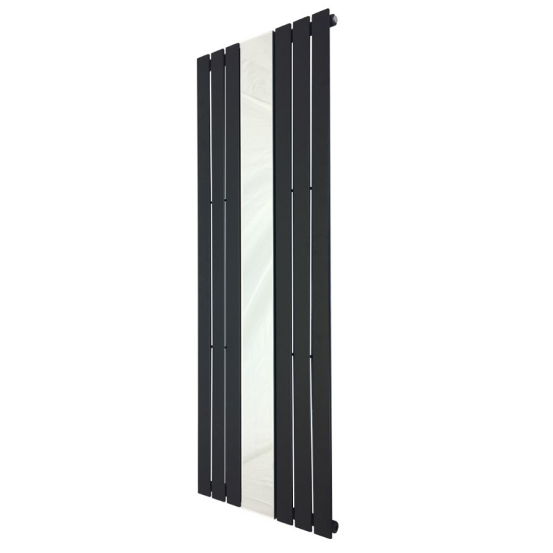King Black Mirror Designer Radiator - 610 x 1800mm