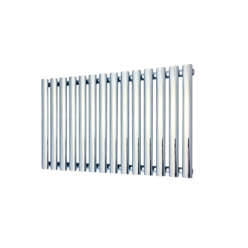 Queen Chrome Designer Radiator - 960 x 500mm