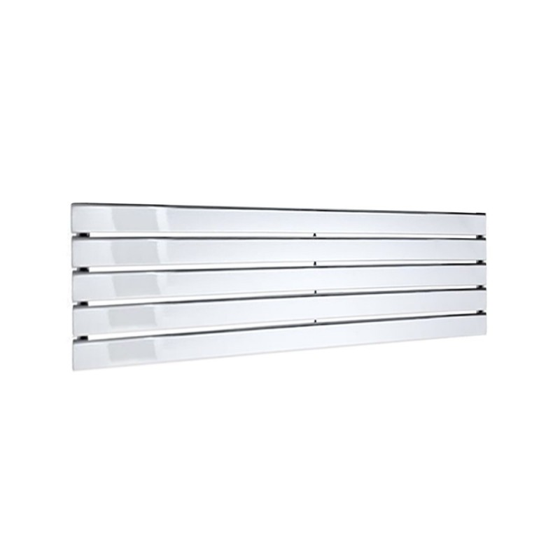 King Chrome Designer Radiator - 1250 x 360mm
