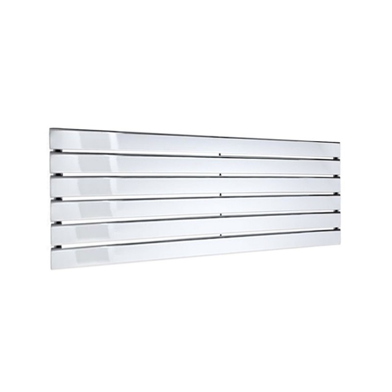 King Chrome Designer Radiator - 1250 x 440mm
