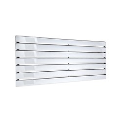 King Chrome Designer Radiator - 1250 x 516mm