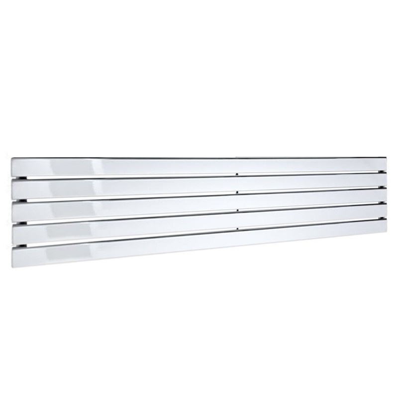 King Chrome Designer Radiator - 1850 x 360mm