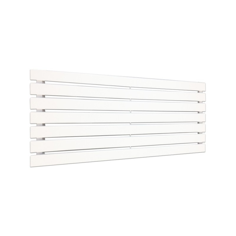 King White Designer Radiator - 1250 x 516mm