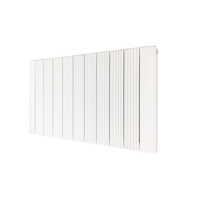 Supreme White Aluminium Radiator - 1030 x 500mm