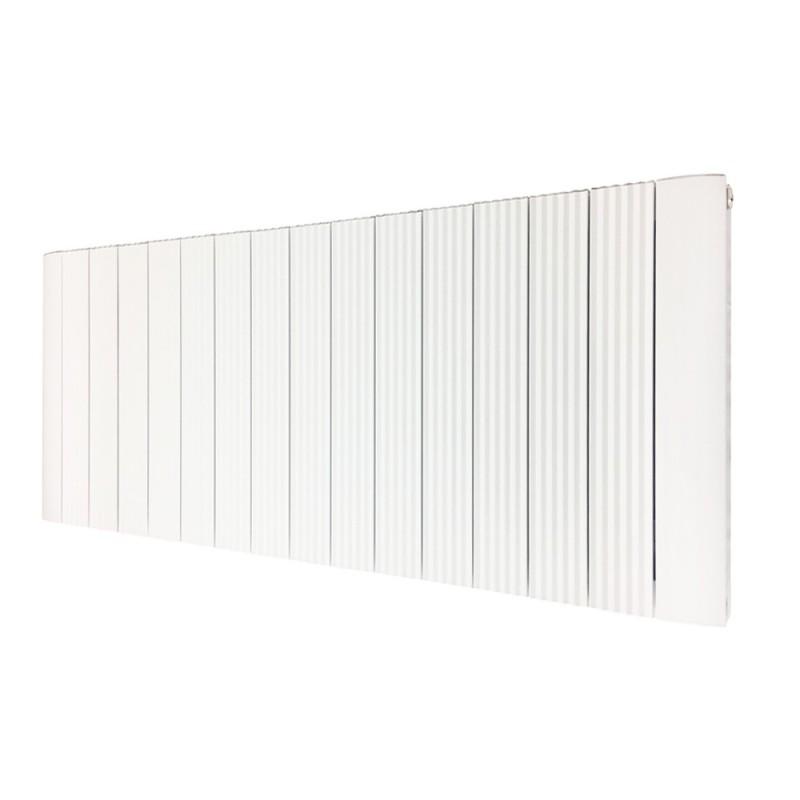 Supreme White Aluminium Radiator - 1500 x 500mm