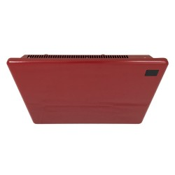 1000w Nova Live R Red Electric Panel Heater - Top View