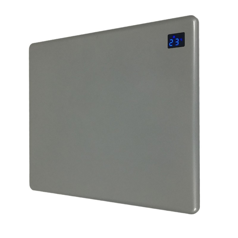 1000w Nova Live R Silver Electric Panel Heater