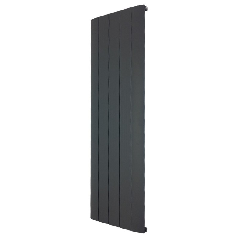 Supreme Anthracite Aluminium Radiator - 470 x 1800mm