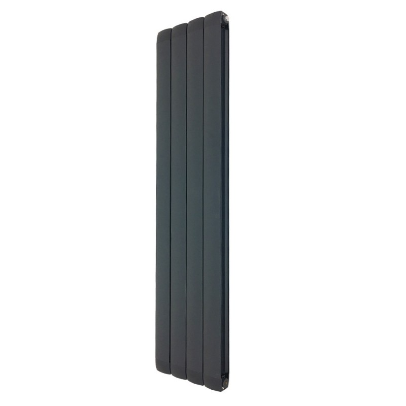 Princess Anthracite Aluminium Radiator - 335 x 1800mm