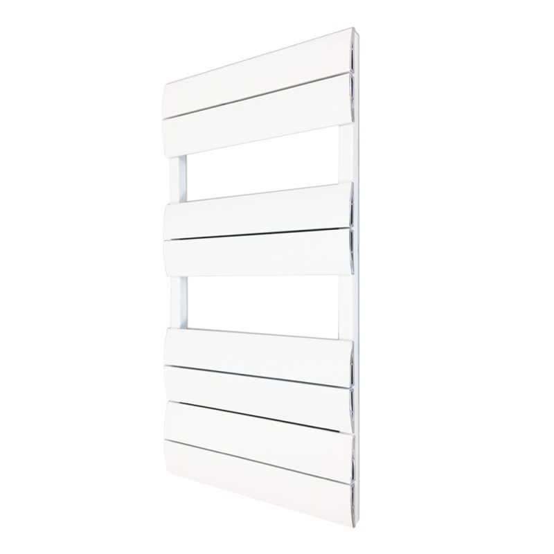 Regent White Designer Towel Rail - 500 x 1000mm