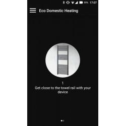 Rica Stone White Thermostatic Element -App