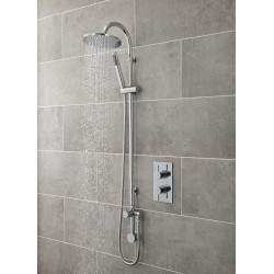 Destiny Shower Kit with Concealed Outlet Elbow