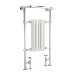 Small Harrow Traditional Towel Rail - 540 x 965mm