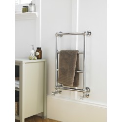 Farringdon Traditional Towel Radiator - 500 x 750mm
