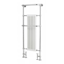 Tillbury Freestanding Traditional Towel Rail - 575 x 1500mm
