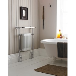 Harrow Traditional Towel Rail - 673 x 965mm