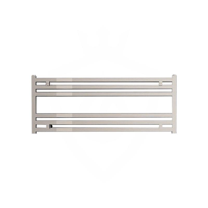 Carisa Fame Polished Aluminium Designer Towel Rail - 1000 x 400mm