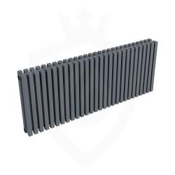 Ultraheat Klon Designer Anthracite Double Radiator - 1067 x 420mm