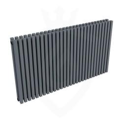 Ultraheat Klon Designer Anthracite Double Radiator - 1067 x 600mm