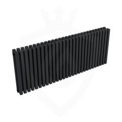 Ultraheat Klon Designer Black Double Radiator - 1067 x 420mm