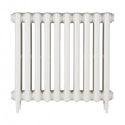 Victoriana 3 Column Cast Iron Radiator - 645mm High - Front View