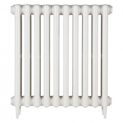 Victoriana 3 Column Cast Iron Radiator - 745mm High - Front View
