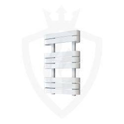 Claro White Designer Towel Rail - 500 x 850mm