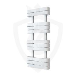 Claro White Designer Towel Rail - 500 x 1200mm