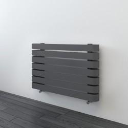 Claro Anthracite Designer Radiator - 800 x 500mm