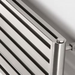 AEON Radiators - Supra Double Brushed Stainless Steel Radiators