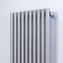 AEON Radiators - Imza Polished Stainless Steel Radiators
