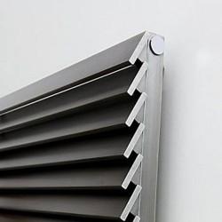 AEON Radiators - Panacea Brushed Stainless Steel Radiators