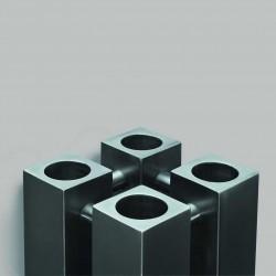 AEON Radiators - Stanza Brushed Stainless Steel Radiators