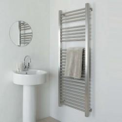AEON Radiators - Serhad Brushed Stainless Steel Towel Rails
