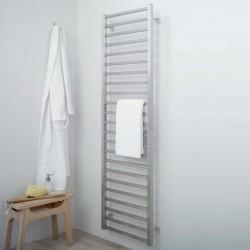 AEON Radiators - Karnak Brushed Stainless Steel Towel Rails