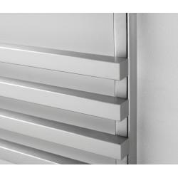 AEON Radiators - Cengiz Brushed Stainless Steel Towel Rails