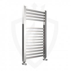 Crown Chrome Designer Towel Rail - 500 x 800mm