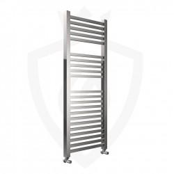 Crown Chrome Designer Towel Rail - 500 x 1200mm