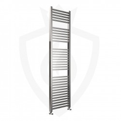 Crown Chrome Designer Towel Rail - 500 x 1800mm