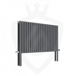 Axim Anthracite Designer Radiator - 1000 x 800mm