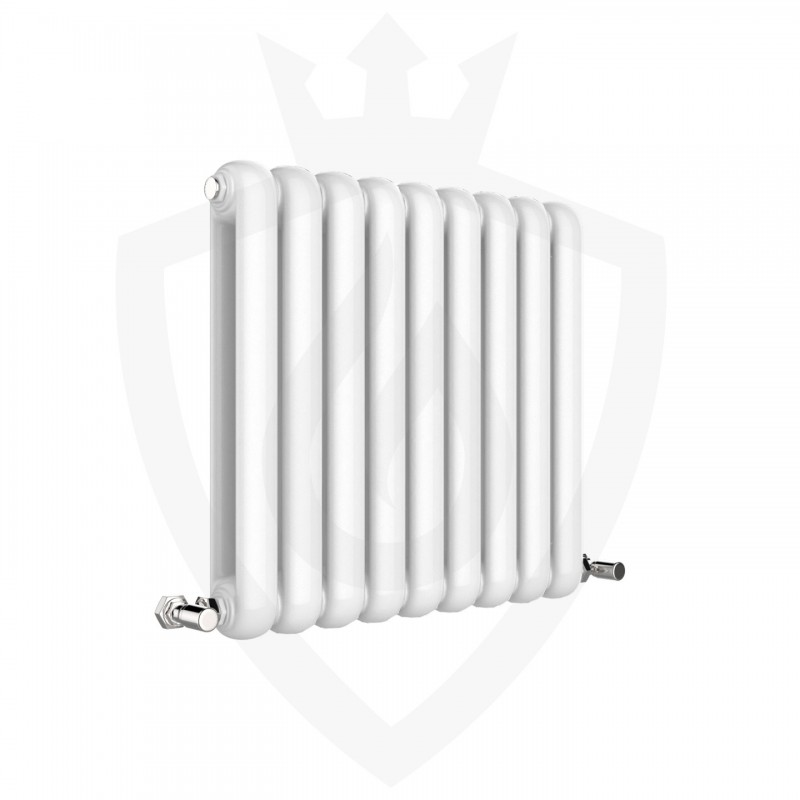 Imperial White Designer Radiator - 556 x 600mm
