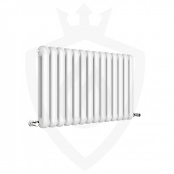 Imperial White Designer Radiator - 853 x 600mm
