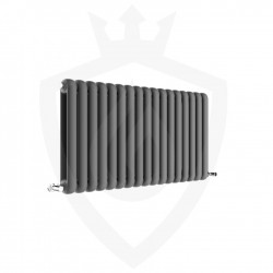 Imperial Anthracite Designer Radiator - 1032 x 600mm