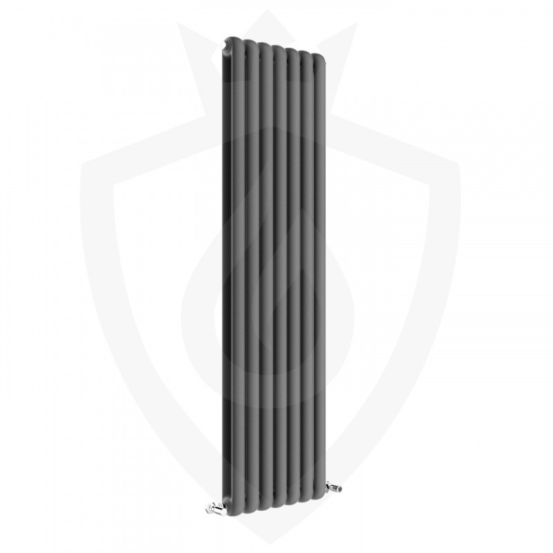 Imperial Anthracite Designer Radiator - 437 x 1800mm