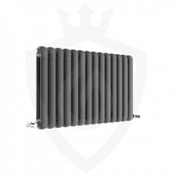 Imperial Anthracite Designer Radiator - 853 x 600mm