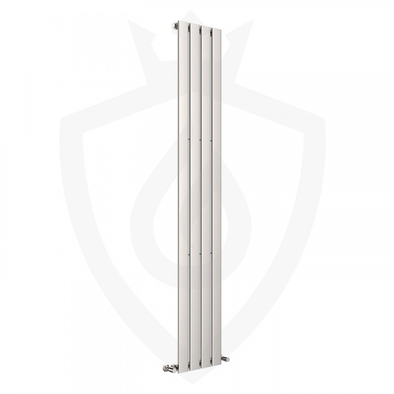 Sultan Chrome Designer Radiator - 300 x 1800mm