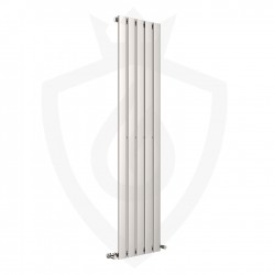 Sultan Chrome Designer Radiator - 375 x 1600mm