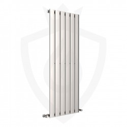 Sultan Chrome Designer Radiator - 450 x 1200mm