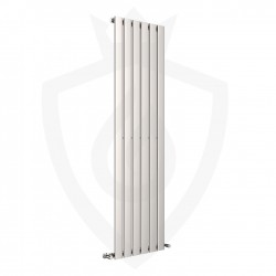 Sultan Chrome Designer Radiator - 450 x 1600mm